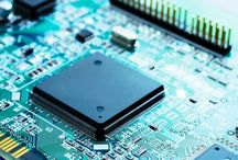 Semiconductors / Analog and digital electron devices, wireless, microprocessors, memory, power semiconductors, MEMS, RF,