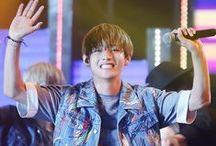 ⑉ kim taehyung ⑉ / . BTS member .