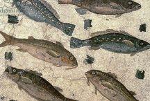 Mediterranean art / The mediterranean sea in art