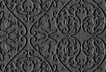 Marcel Wanders | Illusions collection for Graham and Brown / Art doesn't always hang on a wall. Sometimes, it is the wall. Within the Illusions collection (2014), stunning wallpaper patterns combine bold, geometric shapes that overlap to create optical illusions on every surface.