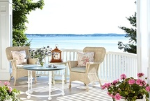 Porches, Patios, Courtyards & Gardens  / by Sam Hoffer