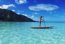 SUP lover! / SUP // Fitness // SUP Yoga // Paddleboard // Ocean