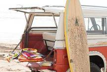 Summertime / Beach // Swim // Surf // Explore // Adventure // Sunset