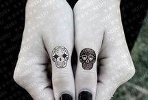 Tattoos / by Xochi Hunter