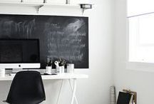 Workspace / by Sabrina Berrich