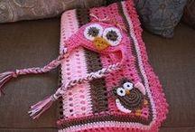 Crocheting  / by Tamra Green