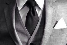 Their apparel / Nothing sexier than a man with style.