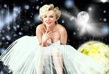 Marilyn Monroe / by Natalie Keating- McIntyre