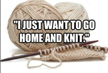Knitting and Crochet / by Katie Page