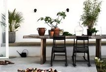Home Inspo / Home Decor // Interior Spaces // Decorations