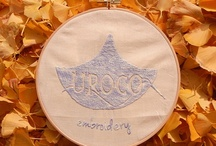 UROCO / hand embroidered