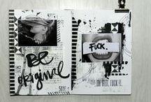 My scrap ▶ Art journal