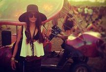 Festival Fashion  / by Amanda Martin