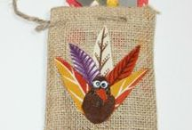 Holidays: Thanksgiving Crafty Ideas