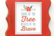 Holidays: Patriotic Crafty Ideas