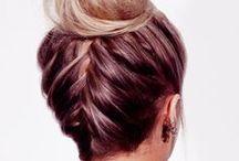 hair / Y a veces es de visual merchandising jajaja