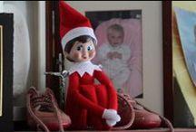 Elf on the shelf / by Natalie Keating- McIntyre