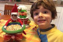 Elf on the shelf / Elf on The shelf, christmas