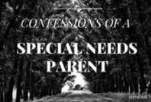 Special Needs Parenting / As a special needs parent myself, I'm passionate about helping others become more confident and more positive parents. Here you will find posts, infographics, memes, quotes and inspiration to help you in your journey as a special needs parent.