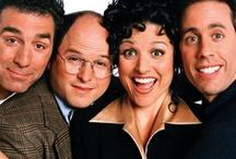Comedy series / A TV serie that makes you laugh.