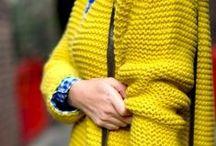 be inspired: Knitting