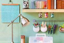be inspired: get organized!