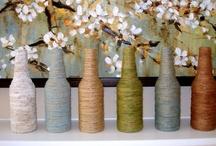 Crafts sticle, vaze, cutii