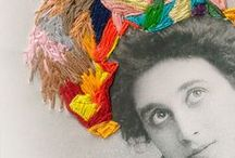 be inspired: Embroidery