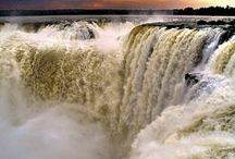 Brasilian Waterfalls, Iguazu Falls (Cataratas do Iguaçú)