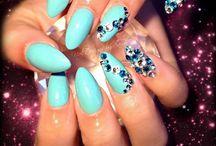 Nails / Nail art, designs & beautiful hands! Xx