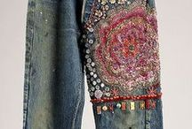 Altered Clothing / by Julie Iron Wolf