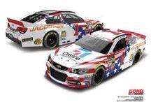 2014 NASCAR Sprint Cup Series Paint Schemes / Some diecast images of 2014 NASCAR Sprint Cup Series paint schemes