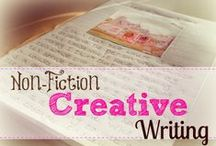 non-fiction creative writing prompts / Use the pictures to prompt non-fiction writing, discussing thoughts and ideas surrounding what is occurring in the image.