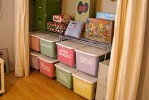 Sa ne organizam putin / Sfaturi si trucuri pentru o casa organizata