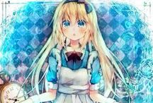 Alice in Wonderland / by Hirisson