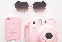 pastel & pink