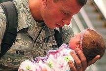 Our Military/family / by Wilma Butler