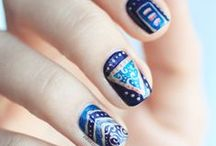 Nail Art Designs / Photos found online from different sites