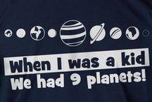 Astronomy break / Curiosità, cose divertenti o stupefacenti, per passare cinque minuti con la testa tra le stelle!