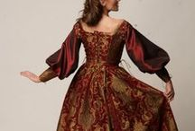 Beautiful clothing in history