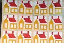 House quilts / by Polly Dunlop