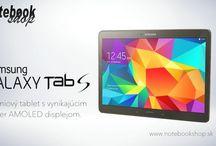 Tablety / Tipy na zaujímavé tablety a hybridné zariadenia z www.notebookshop.sk.