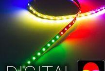 Rubans LED / ruban led profilé led strip led lumière led