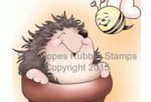 High Hopes Stamps Hedgehogs / High Hopes Rubber Stamps Hedgehogs