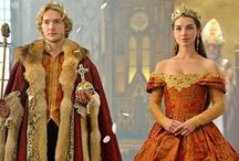 Reign / Reign: fashion and photos of cast