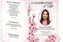 Funeral Programmes