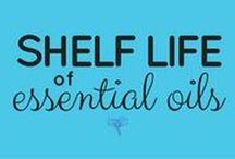 Shelf Life of Essential Oils / Shelf Life of Essential Oils – and how to make them last longer  From the post ---> UsingEOsSafely.com/shelflife