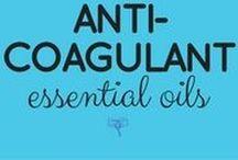 Anti-Coagulant Essential Oils (essential oils and blood thinning) / Read more ---> UsingEOsSafely.com/bloodthinningEOs