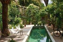 Petites piscines, bassins de nage et de rêve!
