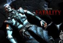 Mortal Kombat - Dat Fatality Tho! / What a game, what a fantastic Effin game! If you haven't gotten down on this lagfest yet, gettonit!